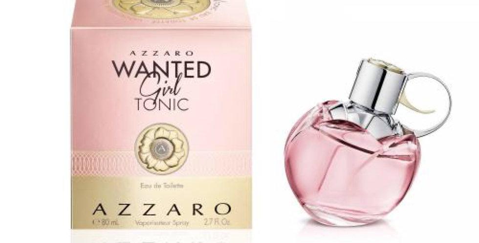 Azzaro Wanted Girl Tonic EDT Spray