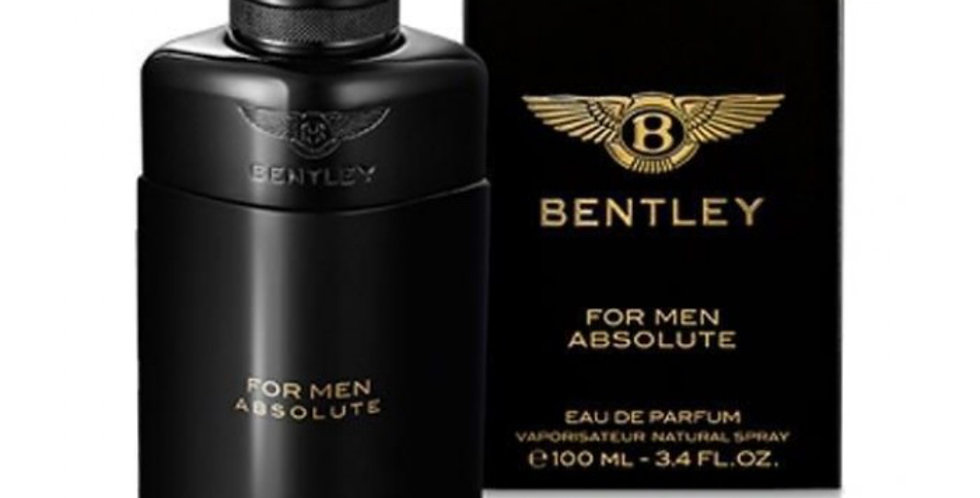 Bentley for Men Absolute EDP Spray