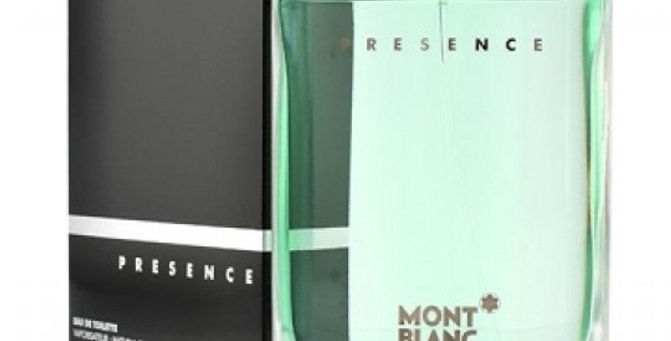 Montblanc Presence EDT Spray