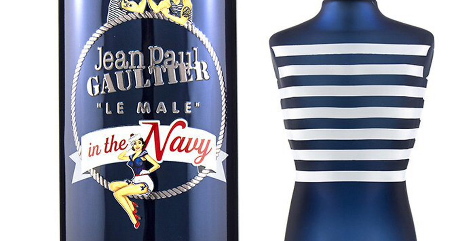 Jean Paul Gaultier Le Male In The Navy EDT Spray