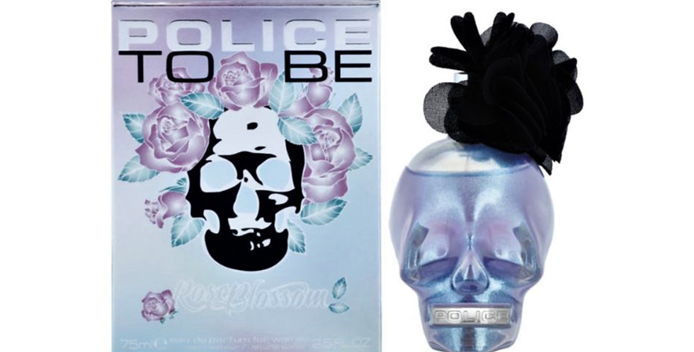 Police To Be Rose Blossom EDP Spray