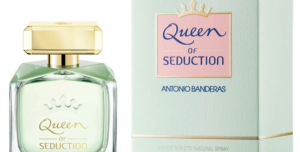Antonio Banderas Queen of Seduction EDT Spray