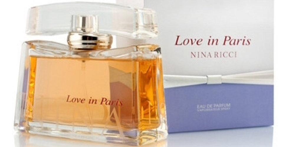 Nina Ricci Love in Paris EDP Spray