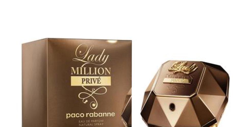 Paco Rabanne Lady Million Privé EDP Spray