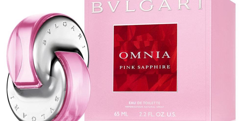 Bulgari Omnia Pink Sapphire EDT Spray