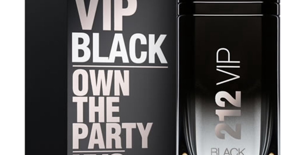 Carolina Herrera 212 VIP Black EDP Spray