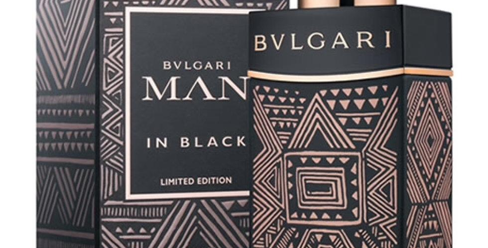 Bulgari Man In Black Essence EDP Spray