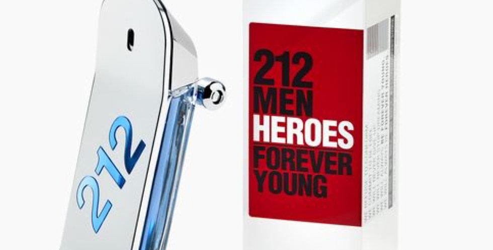 Carolina Herrera 212 Heroes EDT Spray