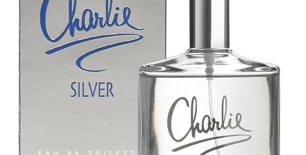 Revlon Charlie Silver EDT Spray