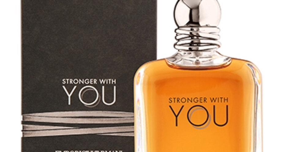 Giorgio Armani Stronger With You EDT Spray