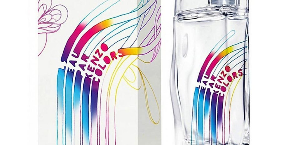 Kenzo L'Eau Par Kenzo Colors Edition Pour Femme EDT Spray