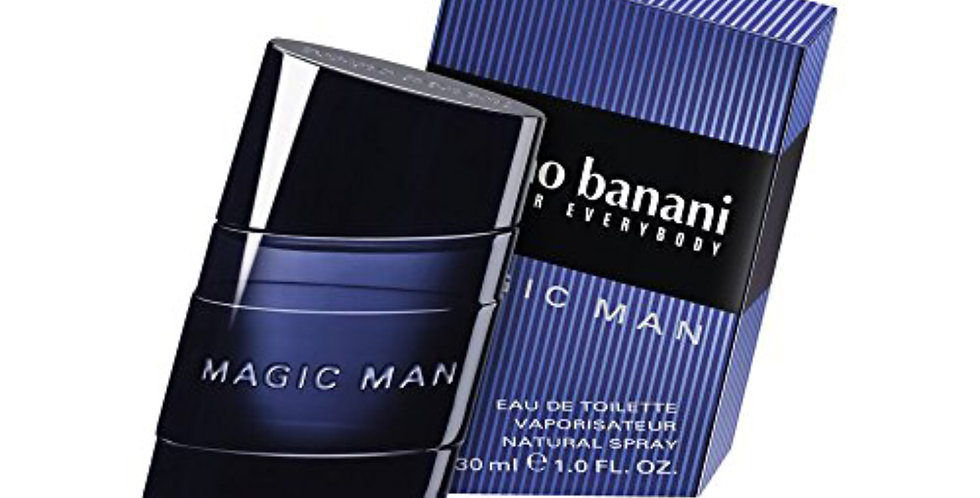 Bruno Banani Magic Man EDT Spray