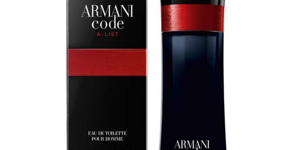 Giorgio Armani Code A-List EDT Spray