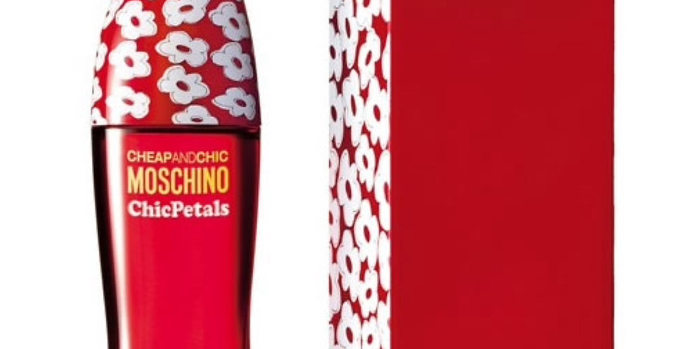Moschino Cheap and Chic Petals EDT Spray