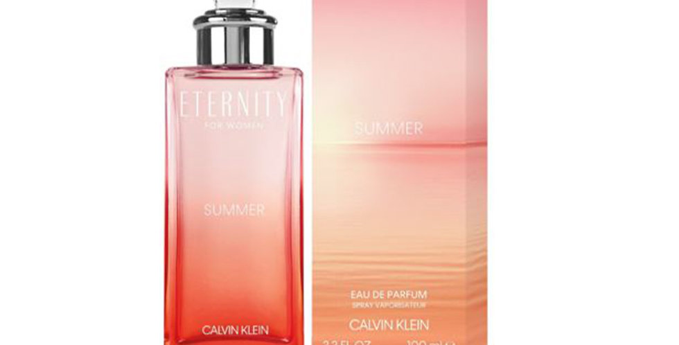 Calvin Klein Eternity Summer EDP Spray (2020 Edition)