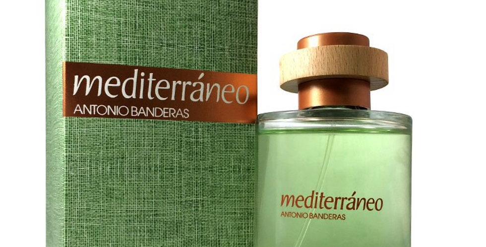 Antonio Banderas Mediterraneo EDT Spray