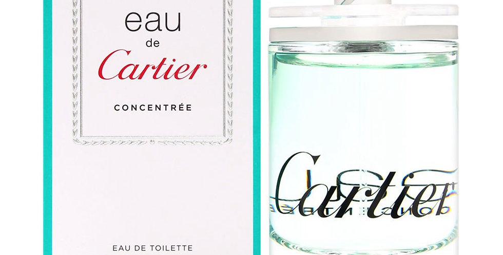 Cartier Eau de Cartier Concentree EDT Spray