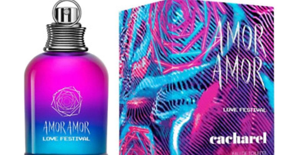 Cacharel Amor Amor Love Festival EDT Spray