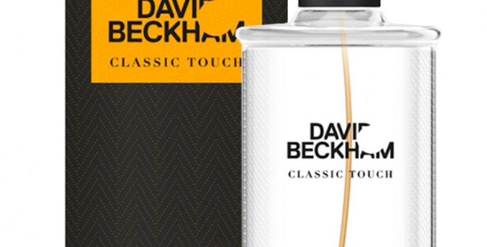 David Beckham Classic Touch EDT Spray