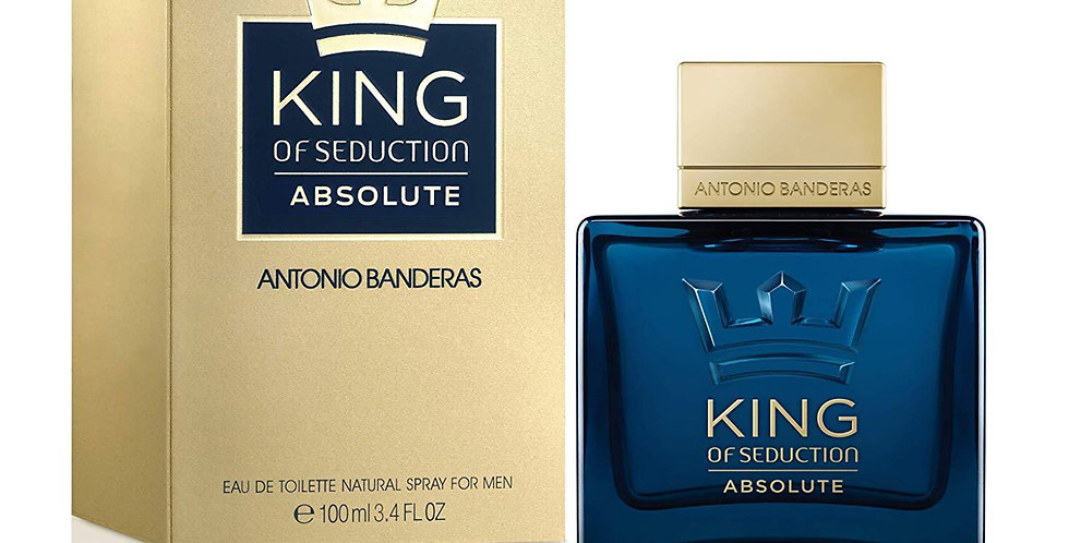 Antonio Banderas King of Seduction Absolute EDT Spray
