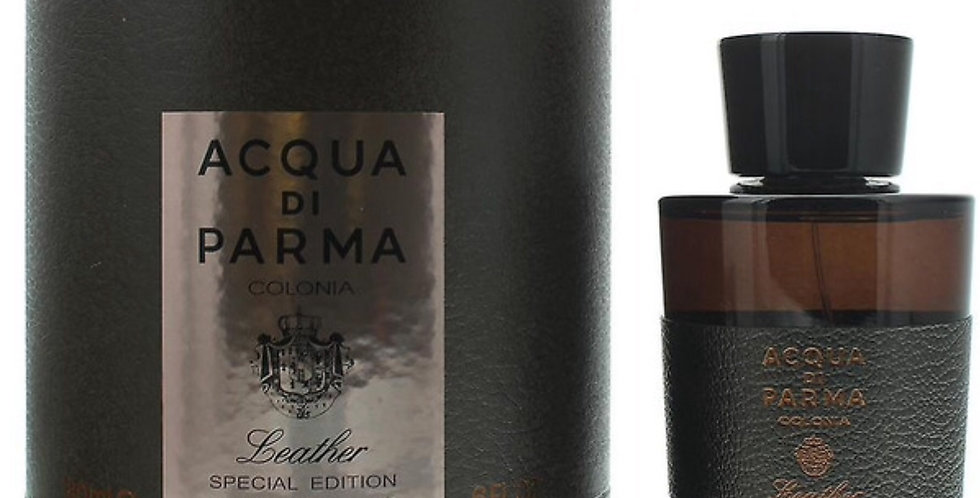 Acqua di Parma Colonia Leather Limited Edition EDC Concentree Spray