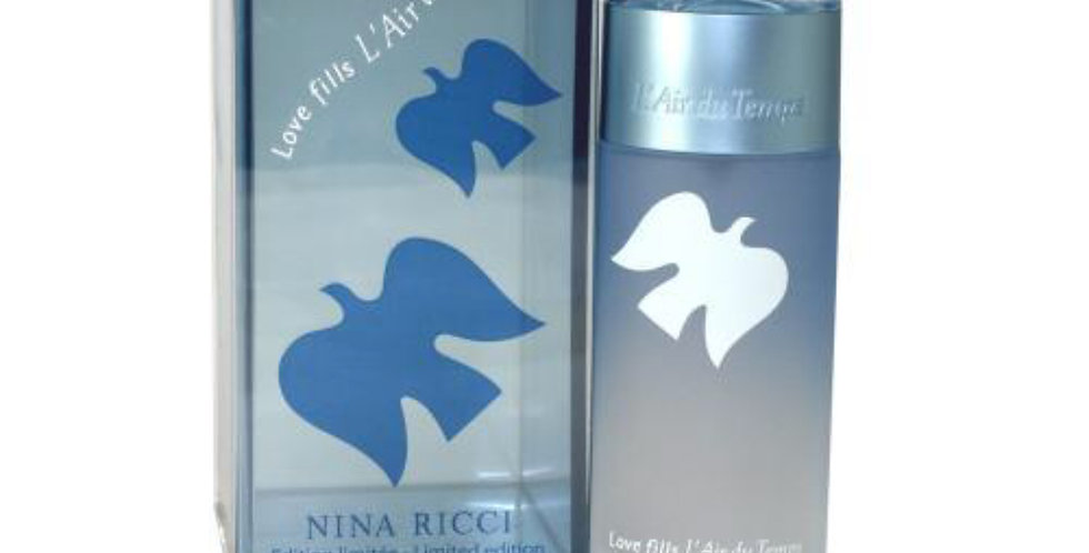Nina Ricci L'air Du Temps Love Fills Edition EDT Spray