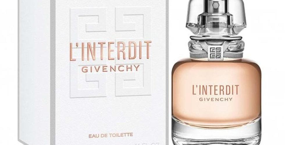 Givenchy L'Interdit EDT Spray