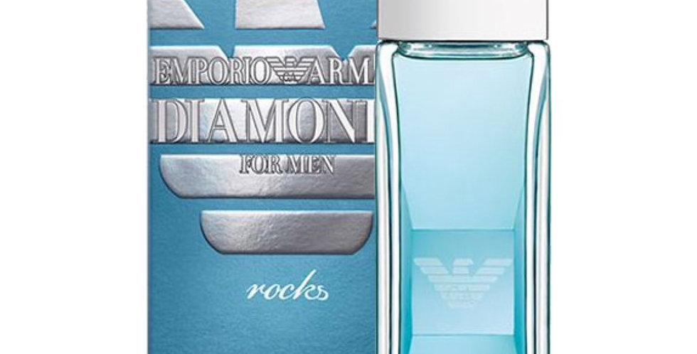 Giorgio Armani Emporio Diamonds Rocks for Men EDT Spray