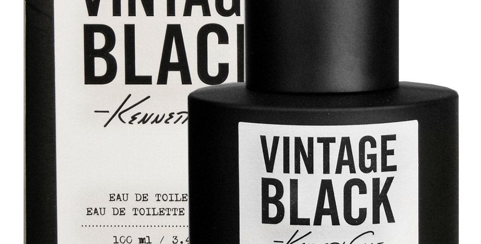Kenneth Cole Vintage Black for Men EDT Spray