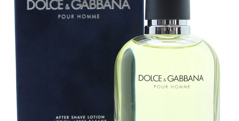 Dolce & Gabbana Pour Homme EDT Aftershave