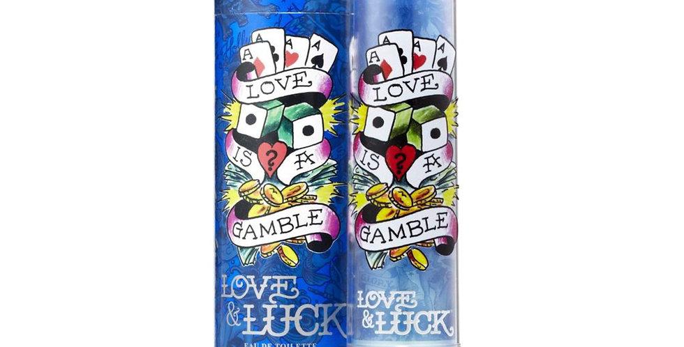 Ed Hardy Love & Luck EDT Spray