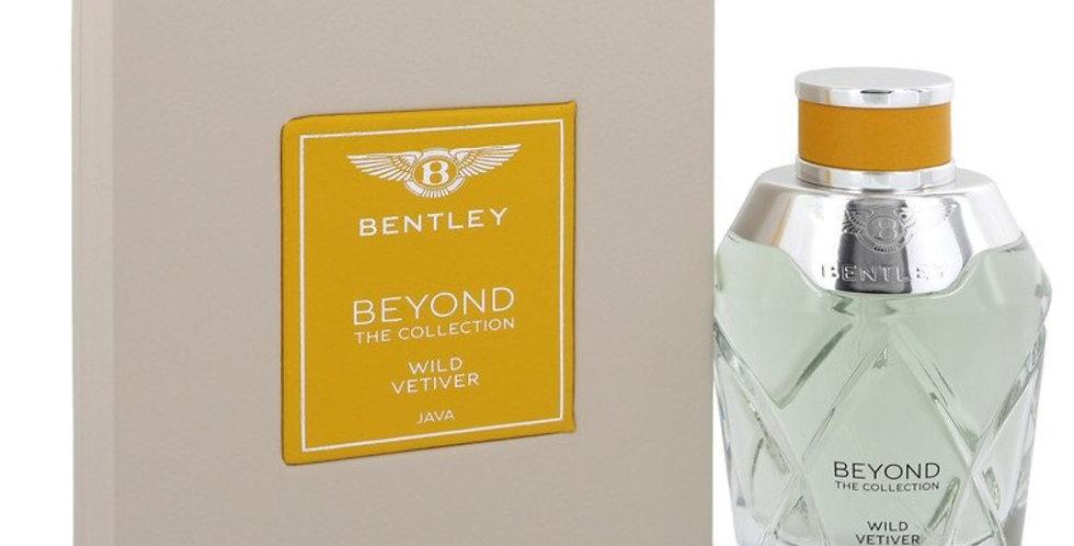 Bentley Wild Vetiver EDP Spray