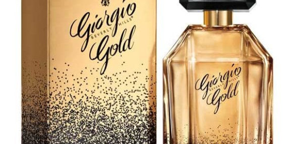 Giorgio Beverly Hills Gold EDP  Spray