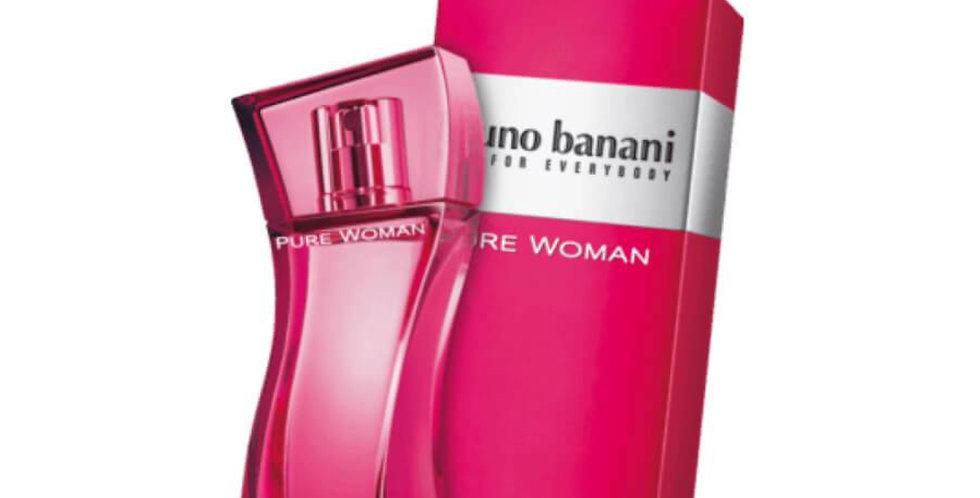 Bruno Banani Pure Woman EDT Spray