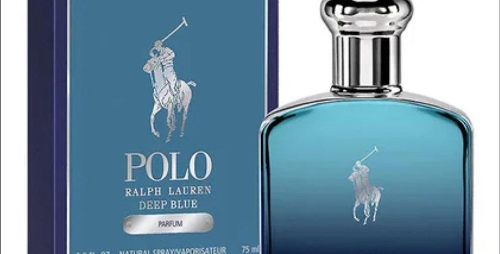 Ralph Lauren Polo Deep Blue Men EDP, cheap perfume online uk, online perfume shop uk, fragrances online uk, online fragrance
