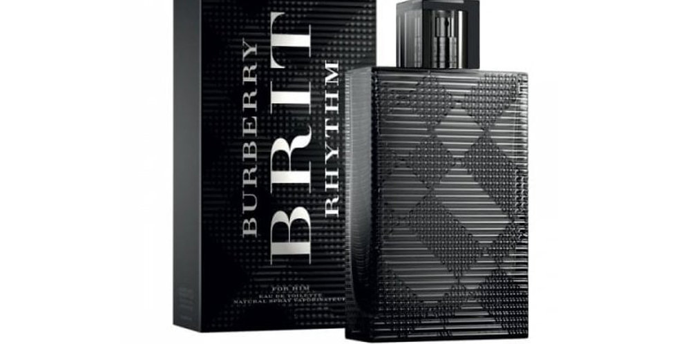 Burberry Brit Rhythm Men EDT Spray