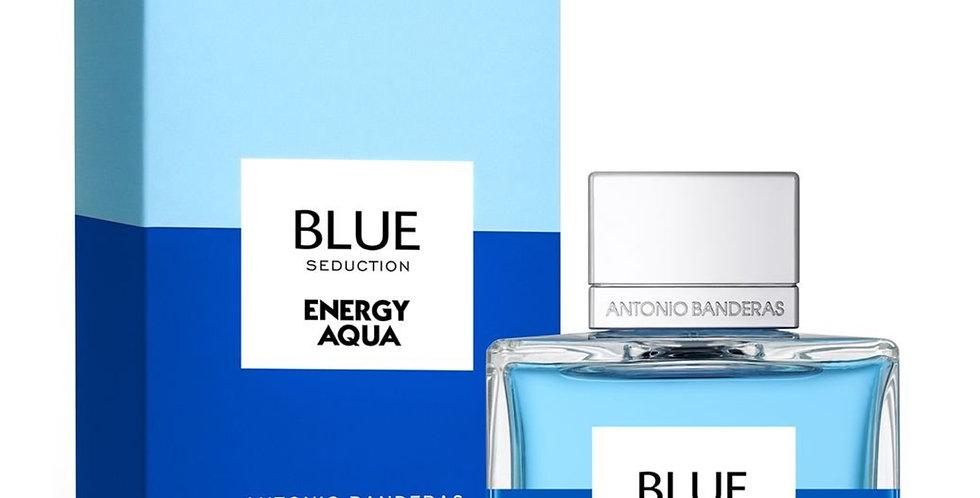 Antonio Banderas Blue Seduction Energy Aqua EDT Spray