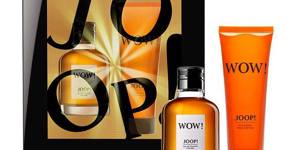 Joop! Wow! 60ml EDT Spray / 75ml Shower gel