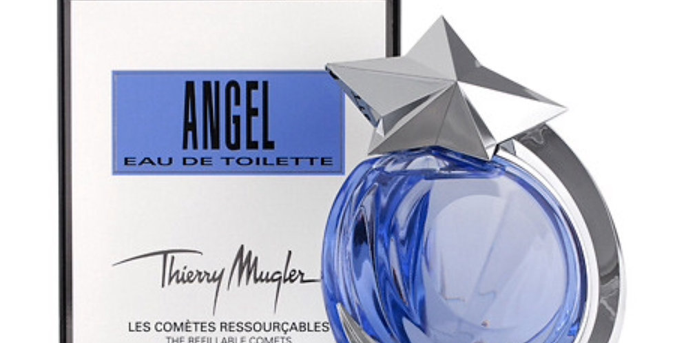 Thierry Mugler Angel Refillable EDT Spray