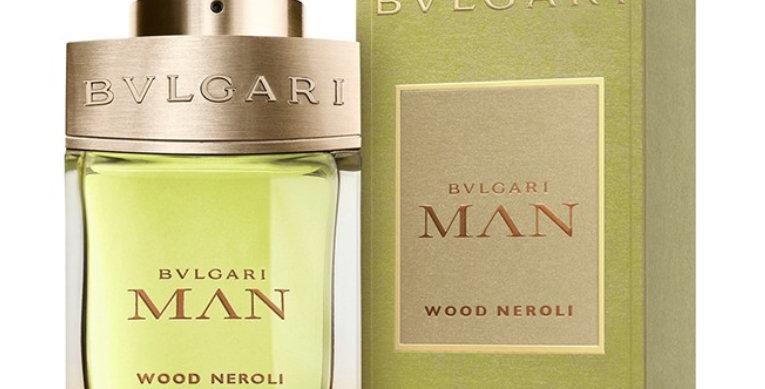 Bulgari Man Wood Neroli EDP Spray
