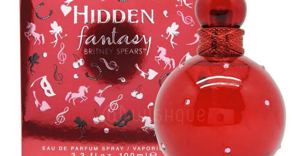 Britney Spears Hidden Fantasy EDP Spray