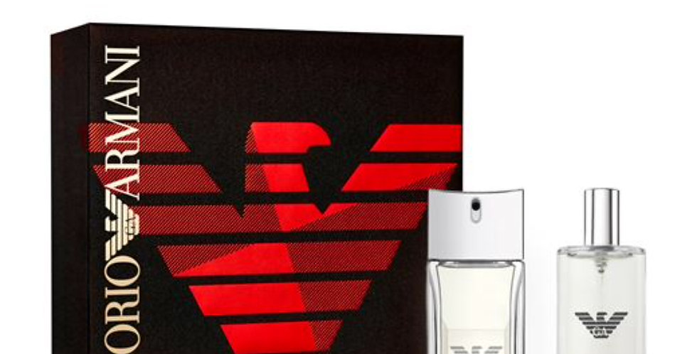 Giorgio Armani Emporio Diamonds for Men 50ml EDT Spray / 15ml EDT Spray