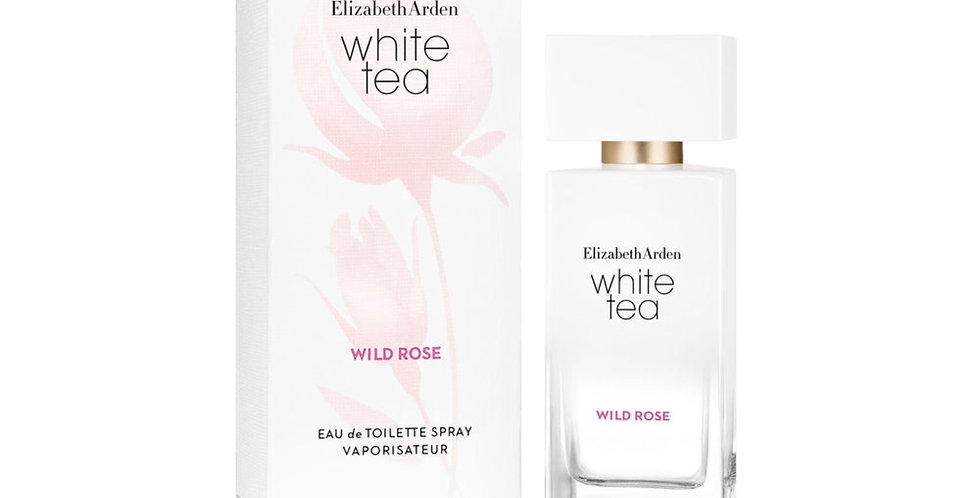 Elizabeth Arden White Tea Wild Rose EDT Spray