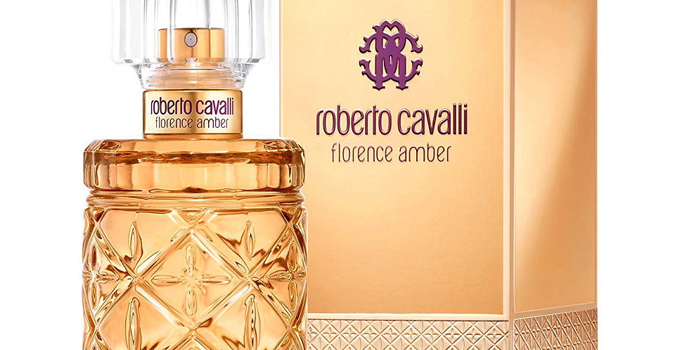 Roberto Cavalli Florence Amber EDP Spray