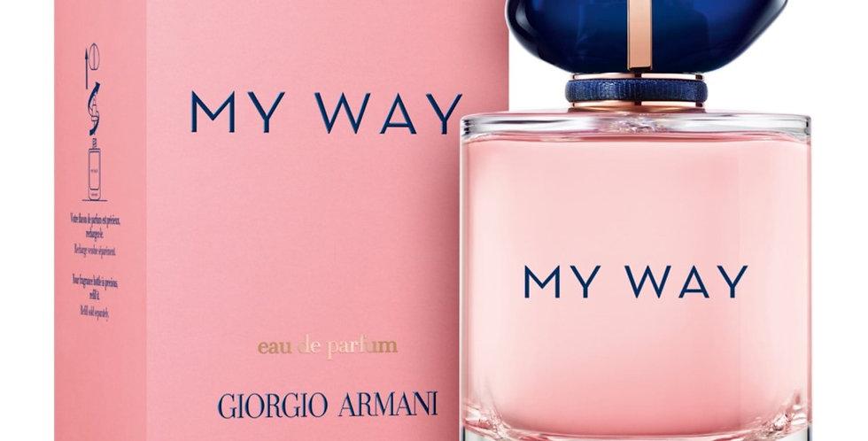 Giorgio Armani My Way EDP Spray