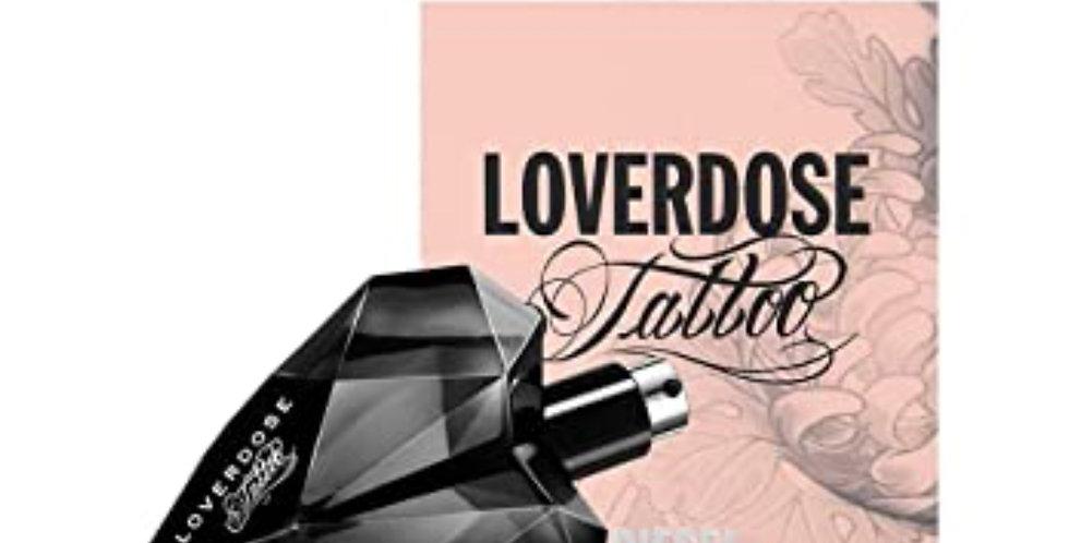 Diesel Loverdose Tattoo EDP Spray