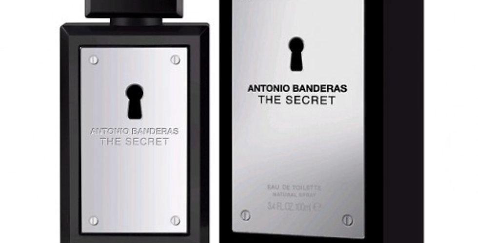 Antonio Banderas The Secret EDT Spray