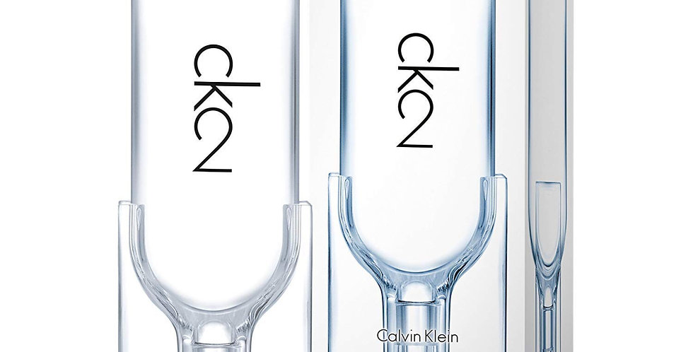 Calvin Klein CK 2 EDT Spray