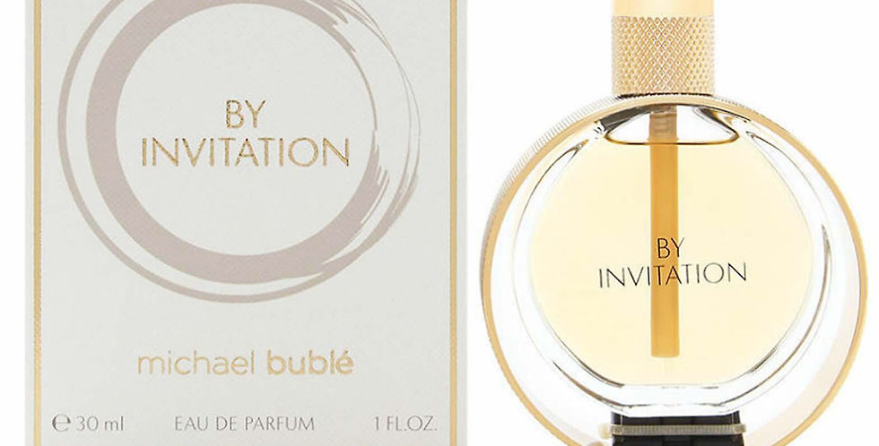 Michael Buble by Invitation EDP Spray