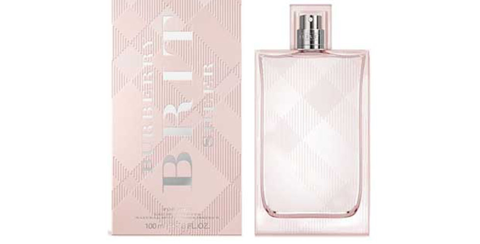 Burberry Brit Sheer EDT Spray